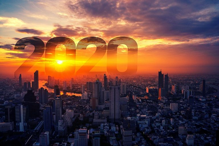 Angel Number 2020 – Stability and New Beginning
