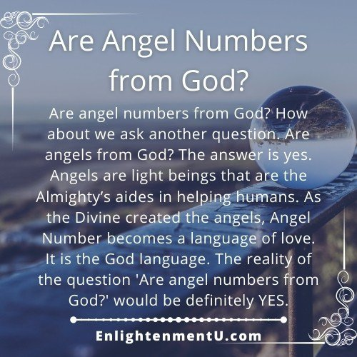 Are Angel Numbers from God? | Are Angel Numbers Biblical? | Are Angel Numbers Christian?