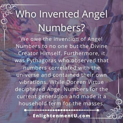 Who Invented Angel Numbers? | When were Angel Numbers invented? | When Did Angel Numbers Originate? | Where Did Angel Numbers Originate?